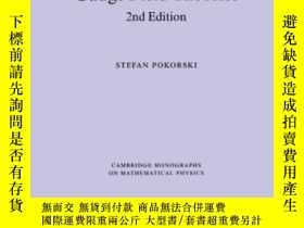 二手書博民逛書店【罕見】Gauge Field Theories (cambridge Monographs On Mathema