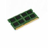 【綠蔭-免運】金士頓 DDR3 1600MHz 4GB 筆記型電腦記憶體 KVR16S11S8/4