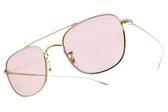OLIVER PEOPLES 太陽眼鏡 KRESS 5035 (金-紫鏡片) 清新飛官款 墨鏡 # 金橘眼鏡
