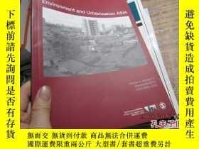 二手書博民逛書店environment罕見and urbanization as