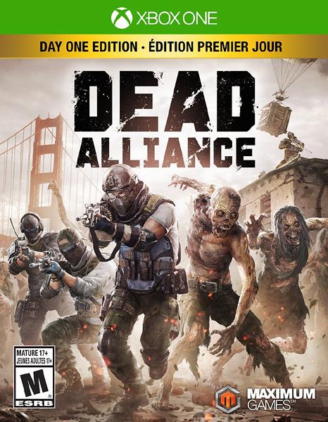 X1 Dead Alliance: Day One Edition 死亡聯盟(美版代購)