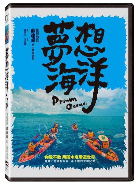 夢想海洋 DVD (音樂影片購)
