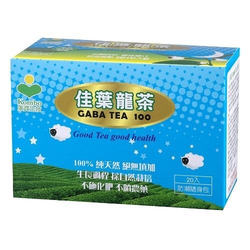 佳葉龍茶(烏龍茶)20茶包【康寶生技】買多更優惠