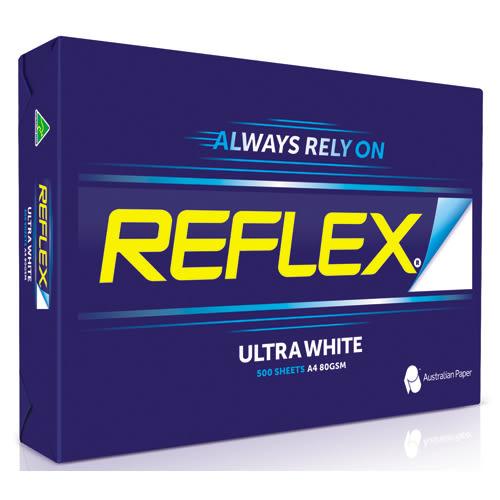 REFLEX A4影印紙-80磅(500張)【愛買】