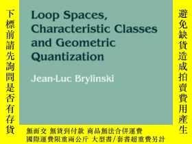 二手書博民逛書店【罕見】Loop Spaces, Characteristic Classes And Geometric Qua