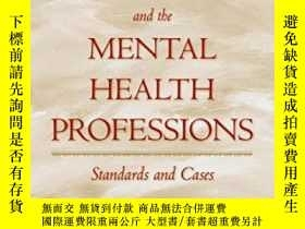二手書博民逛書店Ethics罕見In Psychology And The Mental Health Professions