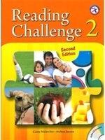二手書博民逛書店《Reading Challenge Second Editio
