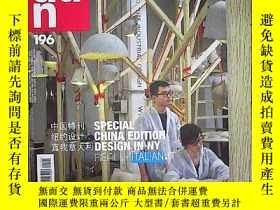 二手書博民逛書店DESIGN罕見DIFFUSION NEWS (2013 196
