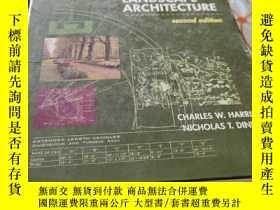 二手書博民逛書店Time-Saver罕見Standards for Landscape Architecture ( 大16開,硬