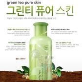 韓國innisfree 綠茶清爽保濕化妝水(200ml)【小三美日】