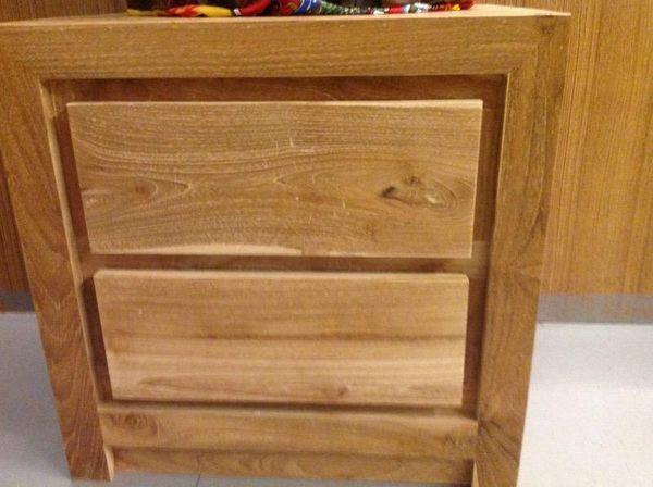 8號店鋪   老柚木床頭櫃~全實木~~實體店面~~~