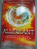 【書寶二手書T4/原文小說_BMG】Allegiant_Veronica Roth