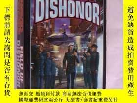 二手書博民逛書店蒙羞之地罕見FIELD OF DISHONOR(英文原版科幻小說