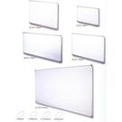 群策 A115 磁性鋁框白板 1x1.5尺 無溝槽