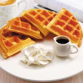 原味鬆餅早午餐套餐(附60元飲品)