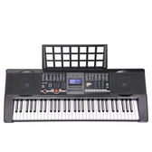 美科連接APP電子琴61鋼琴鍵成人兒童初學入門幼師多功能專業琴88JD 聖誕交換禮物