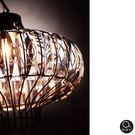 吊燈★奢華優雅 進口雕刻水晶透光光影 鐵藝工藝吊燈 單燈✦燈具燈飾專業首選✦歐曼尼✦