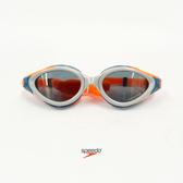 ≡Speedo≡ 成人女用運動鐵人泳鏡 Futura Biofuse Tri - SD811257B986