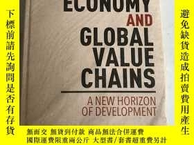 二手書博民逛書店BRICS罕見ECONOMY AND GLOBAL VALUE