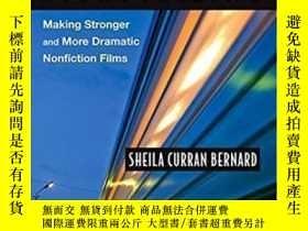 二手書博民逛書店Documentary罕見Storytelling-紀實故事Y436638 Sheila Curran Ber