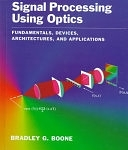 二手書《Signal Processing Using Optics: Fundamentals, Devices, Architectures, and Applications》 R2Y 0195084241