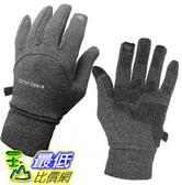 (103 美國直購) 手機觸控灰黑色可用手套 Head Digital Sport Running Gloves with Sensatec Touch Screen Compatible $1668