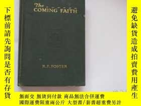 二手書博民逛書店The罕見COMING FAITH [R.F.FOSTER]Y2