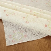 桌布 防水桌布pvc塑料布藝ins防燙防油免洗茶几墊北歐台布長方形餐桌墊