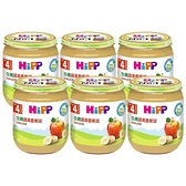 HiPP 喜寶 生機蘋果香蕉泥125g(6罐)[衛立兒生活館]