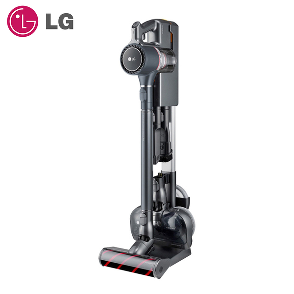 [LG 樂金]CordZero A9+濕拖無線吸塵器-鐵灰 A9PSMOP2X