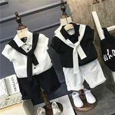 童裝男童夏裝套裝2018新款5歲1小孩衣服3兒童4寶寶夏季短袖7周歲6 東京衣櫃