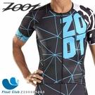 【ZOOT】SU20 RACING 競速系列 男款 有袖全開三鐵上衣 Z200601003 原價3700元