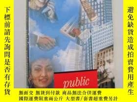 二手書博民逛書店Teach罕見yourself:Public relations