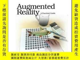 二手書博民逛書店Augmented罕見RealityY255562 Stephen Cawood Pragmatic Book