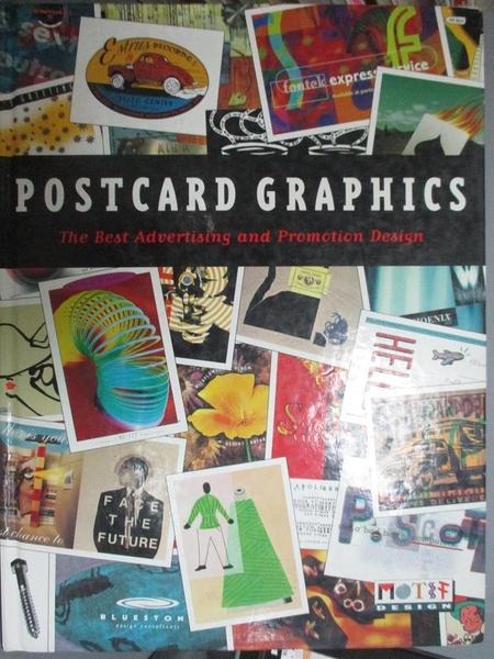 【書寶二手書T3/設計_J3Z】POSTCARD GRAPHICS_ROCKPORT PUBLISHERS