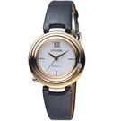 CITIZEN星辰L系列經典時尚光動能腕錶  EM0656-15A