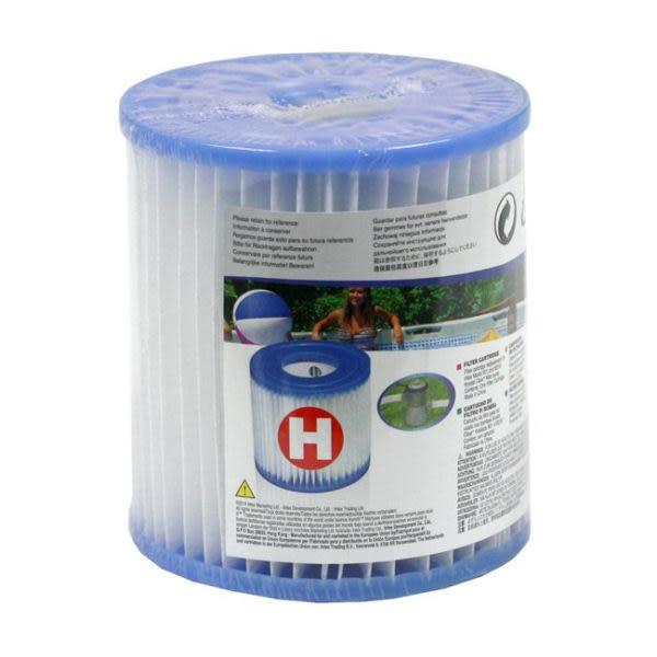 [衣林時尚]INTEX H型濾芯 H型過濾器專用 29007 4個1組