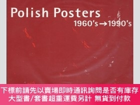 二手書博民逛書店波蘭藝術海報罕見1960-90 展覽圖錄 傳統和革新的半世紀 Polish posters : 1960 s →