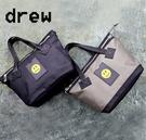 DREW 可愛笑臉手提包 NO:S9368(大款)、S9369(小款)