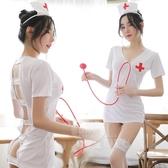 角色扮演 Cosplay《YIRAN MEI》愛情護理站!無敵俏護士三件組【530773】