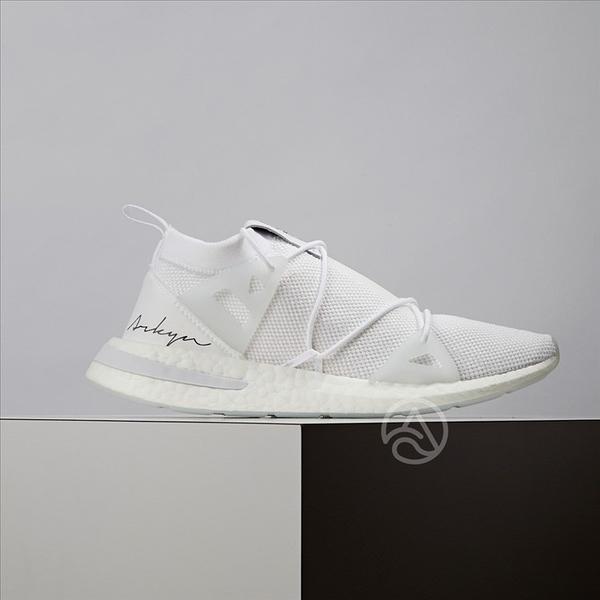 Adidas Arkyn Knit 女鞋 白色 舒適 避震 運動 休閒鞋 EE5067