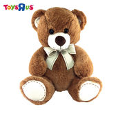 玩具反斗城 ANIMAL ALLEY 10.5吋坐姿小熊