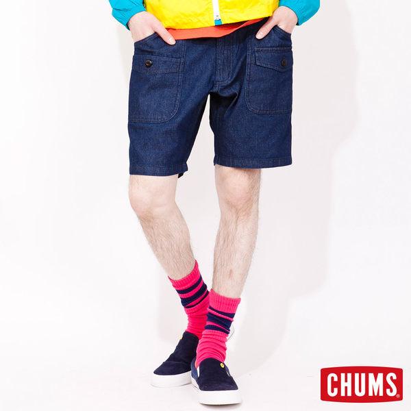 CHUMS 日本 休閒運動襪 三色一組 CH0610010000