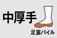 [好也戶外] mont-bell 美麗諾羊毛健走襪(底厚上薄)/棕/軍藍 No.1118424