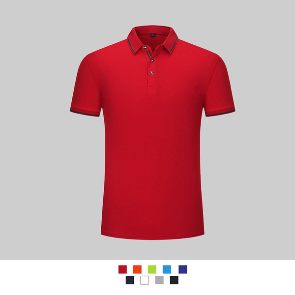 【晶輝團體制服】HM0210*配色素面POLO衫(印刷免費)公司制服,班服