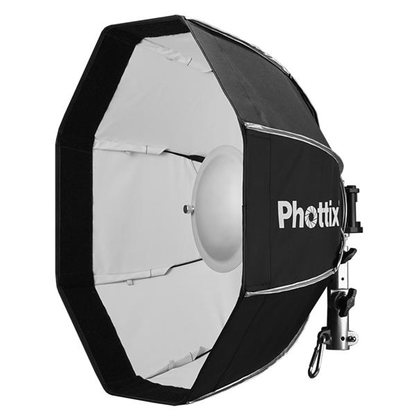 ◎相機專家◎ Phottix Spartan Beauty Dish 八角 雷達罩 柔光罩 70cm 公司貨 82741
