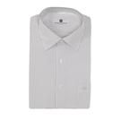 【南紡購物中心】【PIERRE BALMAIN 皮爾帕門】長袖襯衫-白底細黑條紋(F1)
