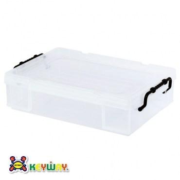 KEYWAY 耐久13型整理箱 5.9L CK-13 38.5x26.1x9.8cm