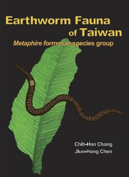 Earthworm Fauna of Taiwan-Metaphire formosa species group
