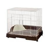 寵物家族-日本GEX-智能設計兔籠(70×54×64cm)
